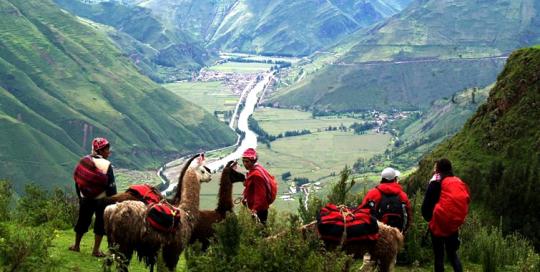Deluxe Inca Trail