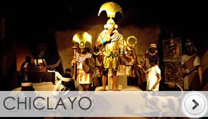 Destination Chiclayo