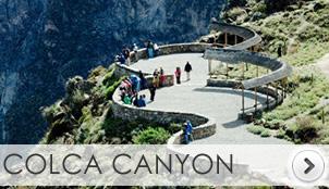 Destination Colca Canyon