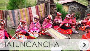 Destination Hatuncancha