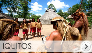 Destination Iquitos
