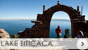 Destination Lake Titicaca