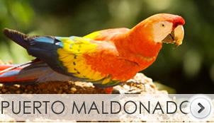 Destination Puerto Maldonado