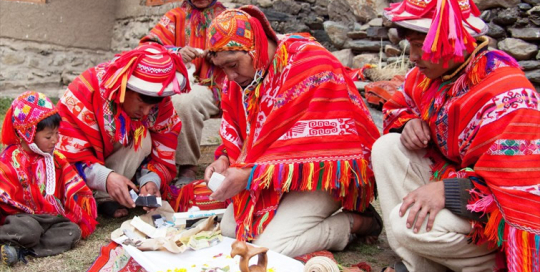 Pachamama Ritual