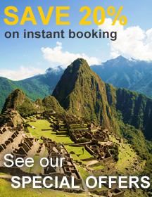 Save with Peruvian Odyssey 20% Off