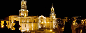 Destination Arequipa