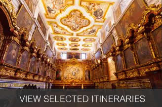 Our Selected Itineraries for Lima