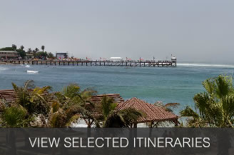 Our Selected Itineraries for Trujillo