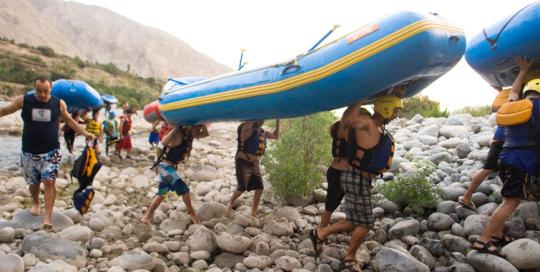 River Rafting - Peruvian Odyssey